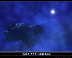 Ancient Bomber Contest Scene 4 by Mallacore