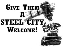 A Steel City Welcome by Remember68DFR