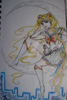 Sailor Moon by singlet