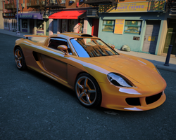 Porsche Carrera GT v1.1 by sabrefresco