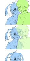 HaruTaka - The Moment You're not Here by XoraXIII