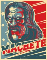 Machete Obama style) by Daver2002ua
