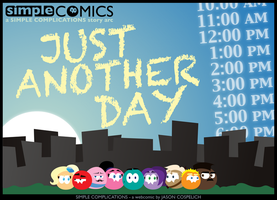 SC: Ch.12 - JUST ANOTHER DAY by simpleCOMICS