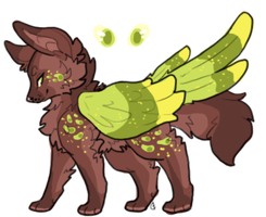 Foxikeet Auction 2 bid updated by EnchantedAdopts