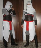 Altair Cosplay AC by NocturnaDraco