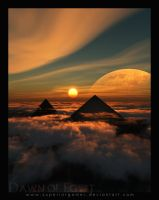 Dawn Of Egypt by Superiorgamer