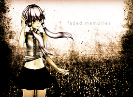 Faded Memories by MoonyWitcher