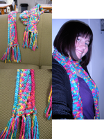 Fruity Scarf by Rose-Vicious