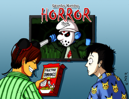 Saturday Morning Horrorshow by MTC-Studio