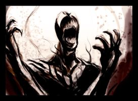 Symbiote Rage by Poporetto