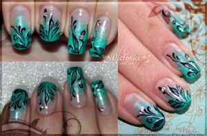 Nail art 122 by ChocolateBlood
