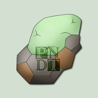 Fake Item BEDROCK GEM by psychonyxdorotheos