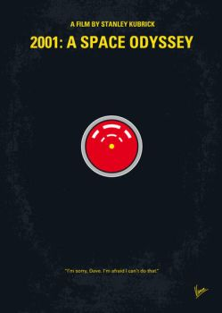 No003 My 2001 A space odyssey 2000 minimal movie p by Chungkong