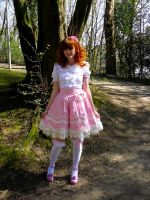 Sweet Lolita at ConTopia 2010 by Sorayachi