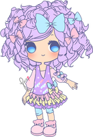 Commission: Tayumei by LovelyLucie