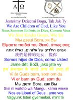 Church Banner - Multilingual by technites