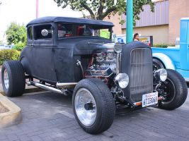 Model A-Hot Rod by StallionDesigns