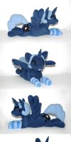 Filly Luna Plushie by MerionMinor