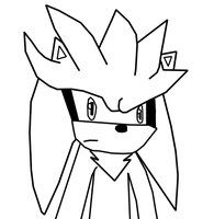Silver The Hedgehog by lotruendo