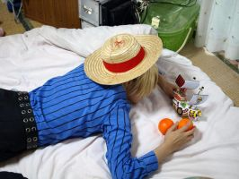 Making: Sanji with toys by MIUX-R
