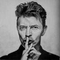 David Bowie by Macca4ever