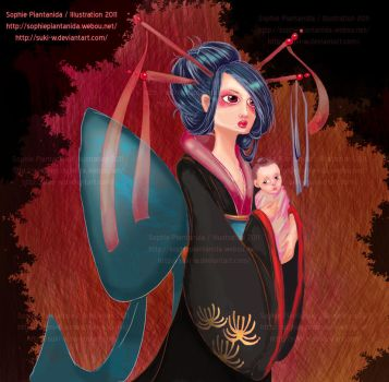 Madame Butterfly by Princess-Suki-W