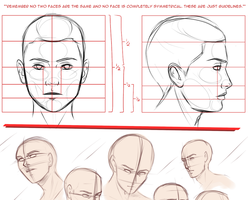 Face Tutorial (Preview) by LivingAliveCreator