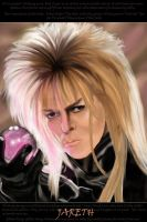 Jareth, The Goblin King by DesiredAdoration