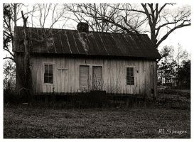 Nobody Lives Here by Alabamaphoto