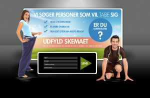 Weightloss Advert by Sportactive