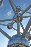 Brussels - Atomium by PhilsPictures