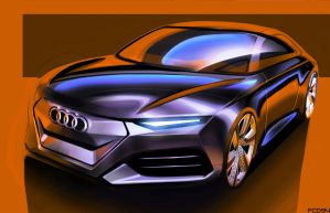 Audi Concept design by FCD94
