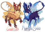 Holiday Minkin Auction! [CLOSED] by SA1B0T