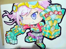 Here comes Vi! by Vitor2302