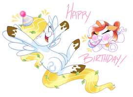 Happy Birthday Naz by Khimi-chan