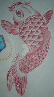 shaded koi by decayingfilm