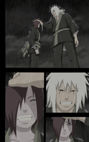 Nagato and Jiraiya by karka92