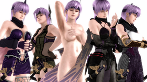Ayane1033 by lcmbrniftycomNWNS