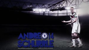 Andre Schurrle Wallpaper by KemalEkimGraphic