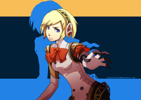 Aigis: Target Locked! by SeraphimStar