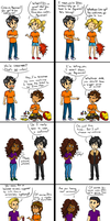 Halloween with the demigods by Mariana-S