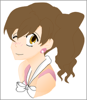 Haruhi from Ouran High by SimplyCindy214