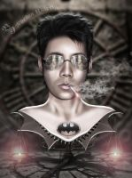 Batman not smoker by nhelankalechi