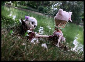 pullip 3 by evilfred