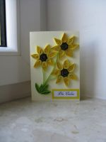 quilling card ... by DreamsComeTrue2