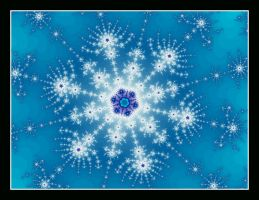 Snow Crystal by kanes