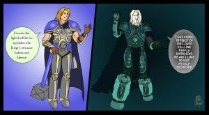Arthas: Some People Change by mandalorianjedi