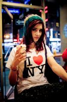 I heart NY by SusanCoffey