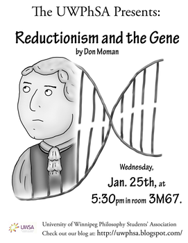 Reductionism and the Gene by Rudkin