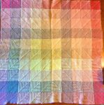 Rainbow Baby Blanket by Neko-daewen